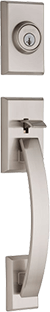 Tavaris entry door hardware