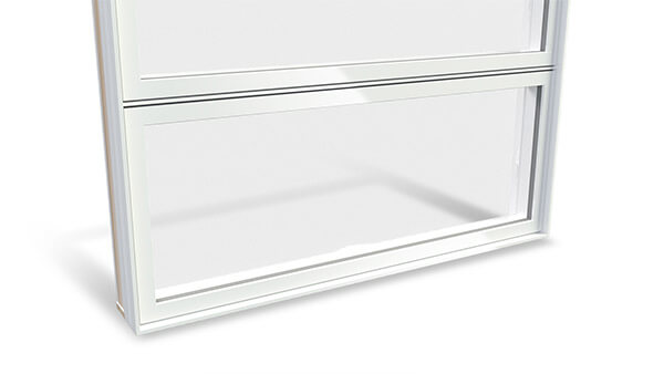 Consumer's Choice awning windows feature a High-gloss finish.
