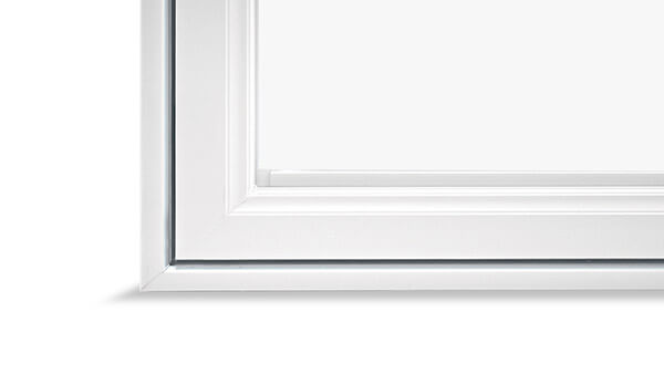 Consumer's Choice double hung windows feature a High-gloss finish.