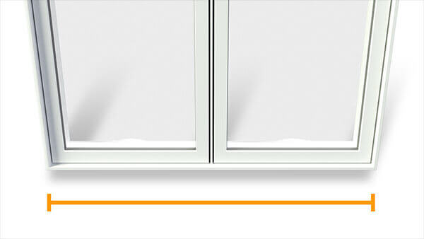 Consumer's Choice casement windows feature superior structural construction.