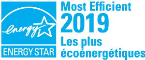 Energy Star Most Efficient 2018 logo
