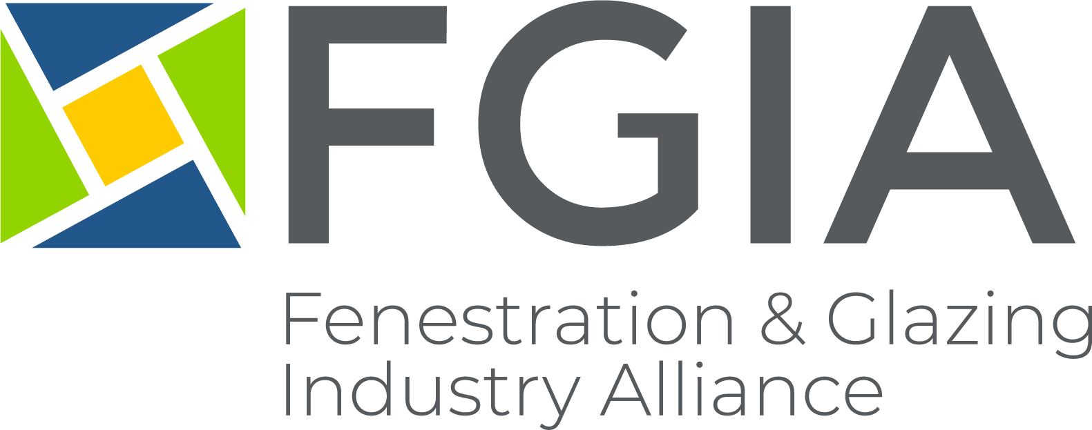Fenestration and Glazing Industry Alliance logo