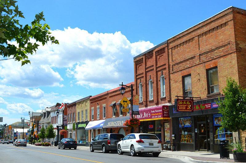 Downtown Markham Ontario. & Markham and Richmond Hill Window and Doors | Consumer\u0027s Choice ...