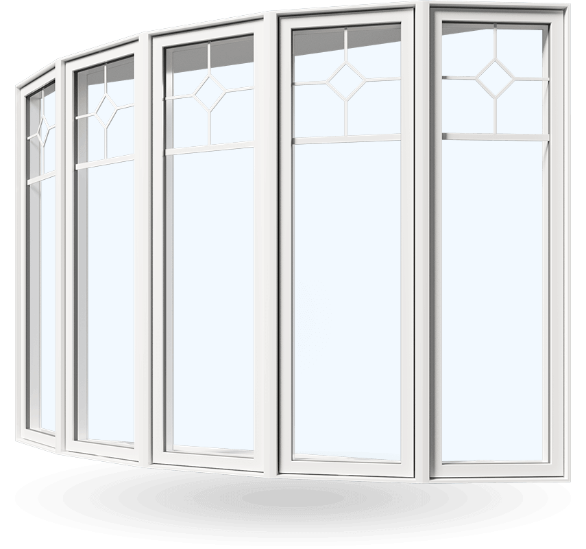 Bay windows, bow windows, and greenhouse windows by Consumer's Choice Windows and Doors